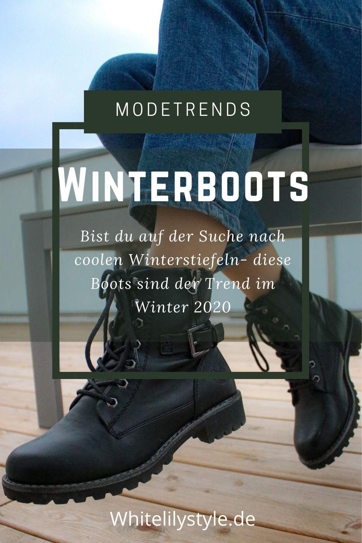 Bist du auf der Suche nach coolen Winterstiefeln- diese Boots sind der Trend im Winter
