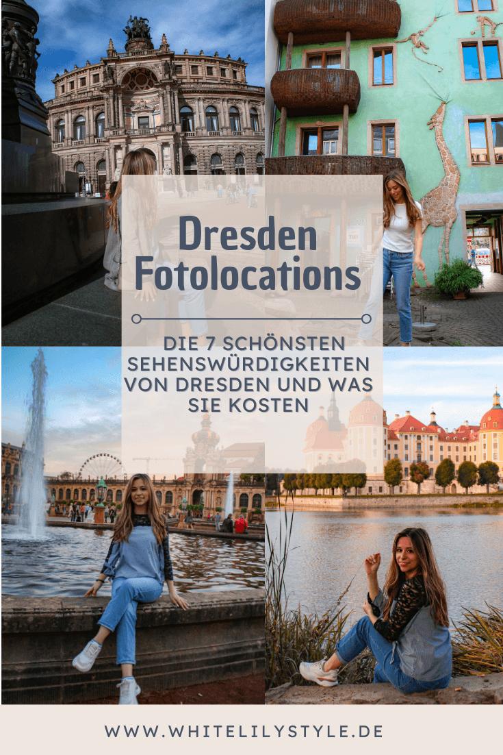 Die 7 schönsten Sehenswürdigkeiten von Dresden und was sie kosten
