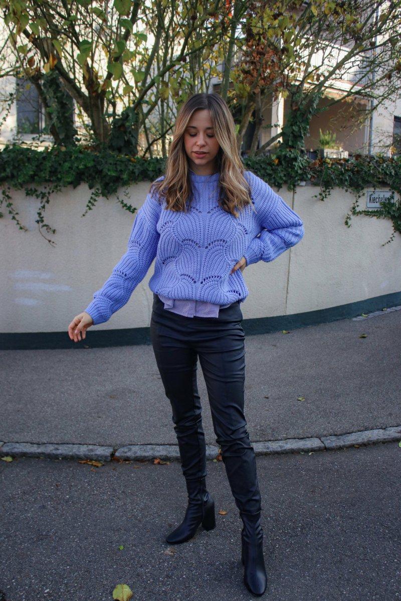 Winter Outfit wenn du keine Lust auf schlechtes Wetter hast