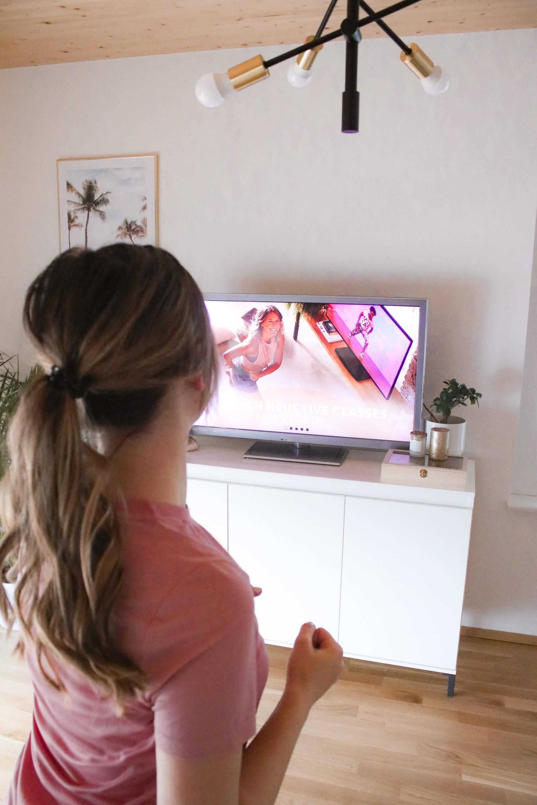 Kostenlose Online Sportkurse - mehr Sportmotivation für's Training Zuhause