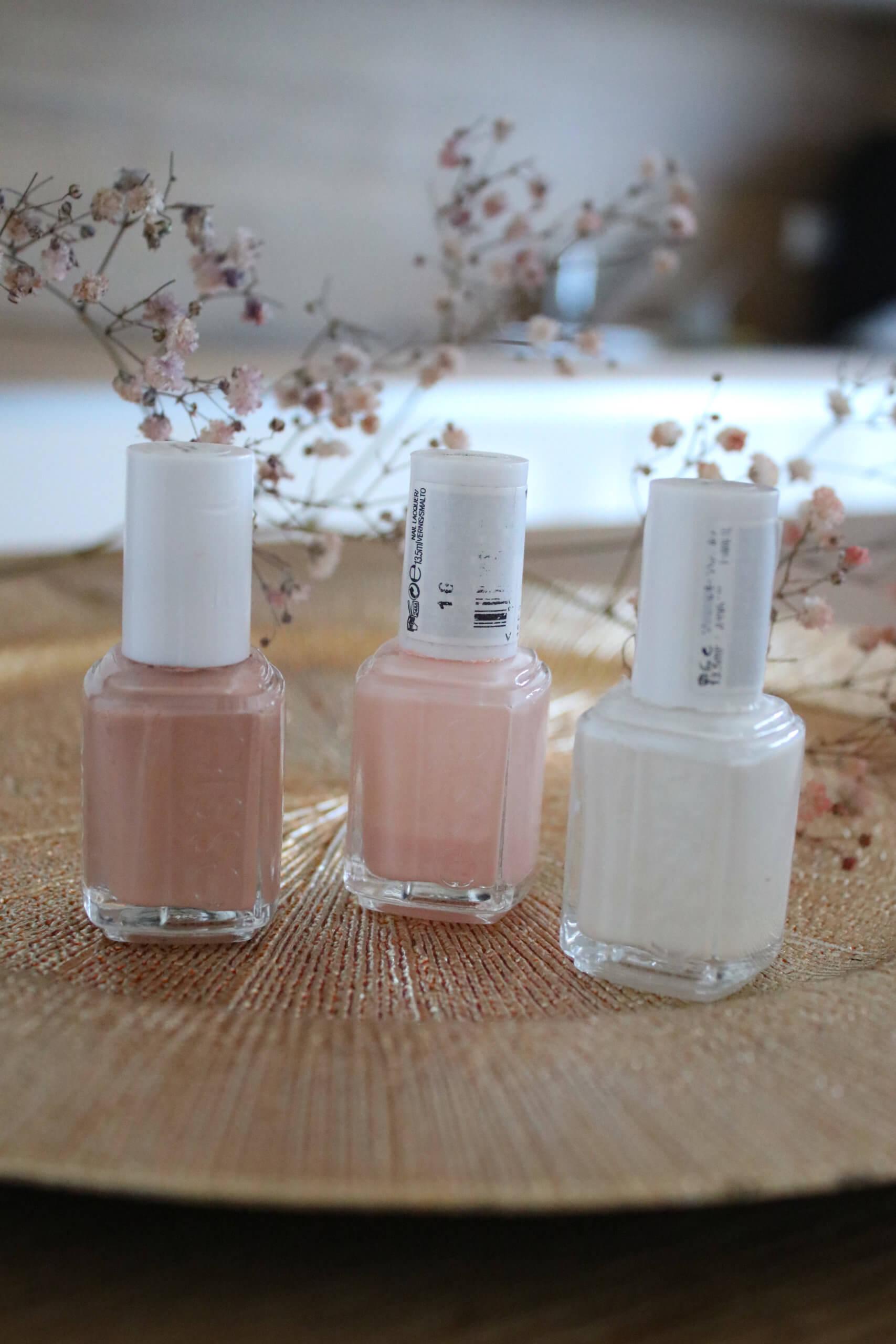 Essie Nagellack zum Valentinstag schenken - diese Nagellackfarben sind Top
