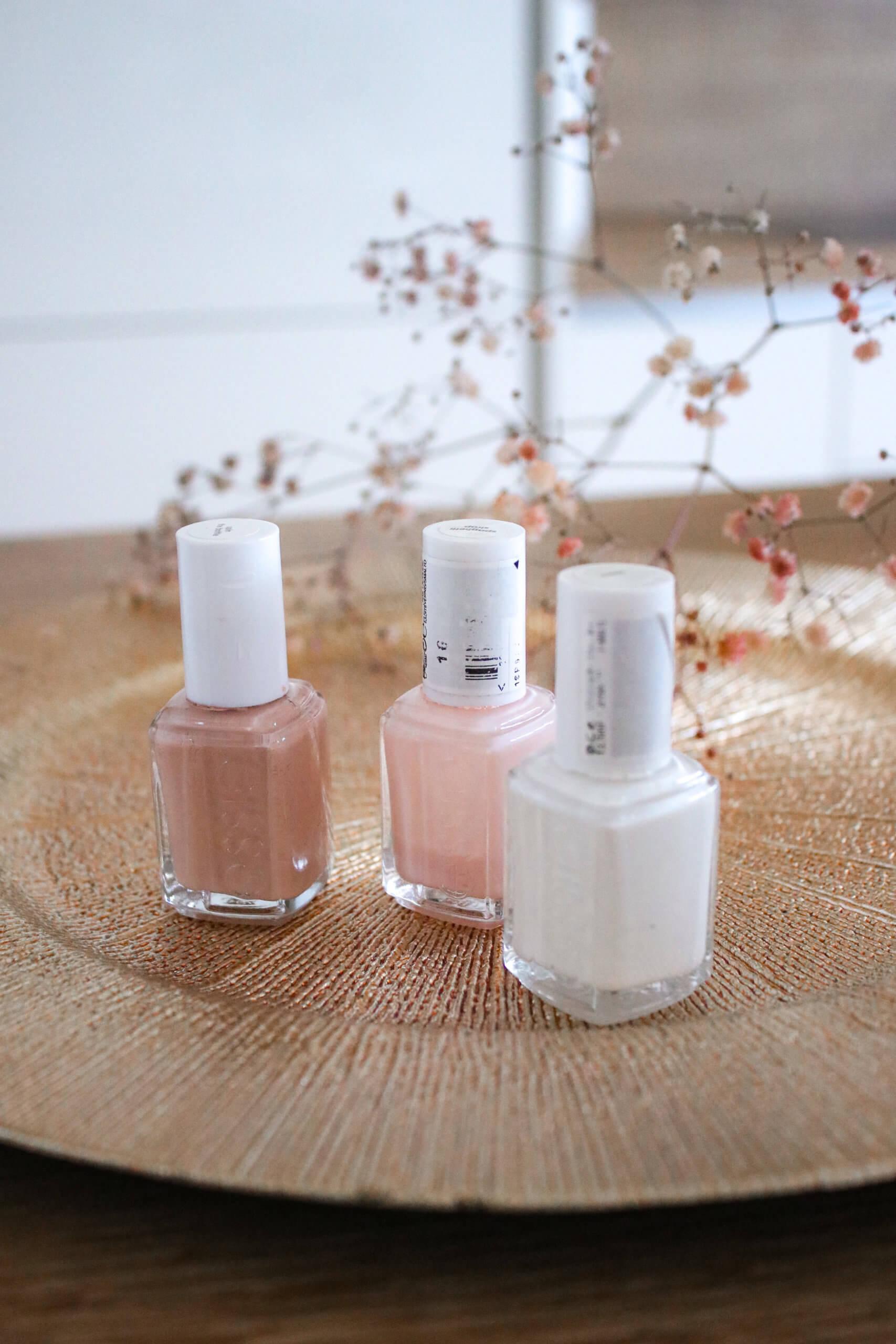 Essie Nagellack zum Valentinstag schenken – diese Nagellackfarben sind Top