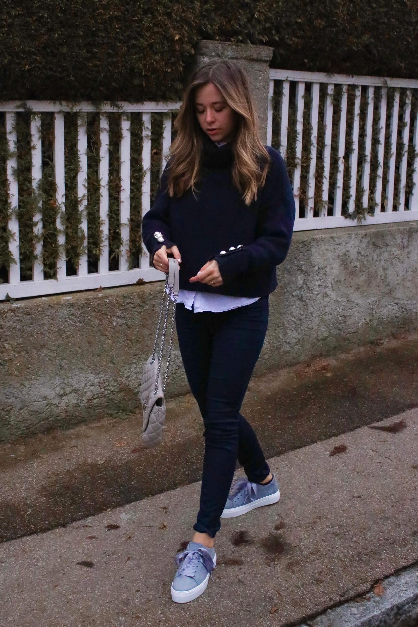 Welche Schuhe sehen am besten aus zur Skinny Jeans?
