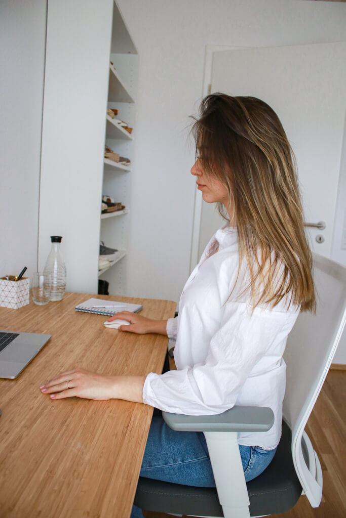 Der perfekte Bürostuhl für's Homeoffice - bequem und schön!