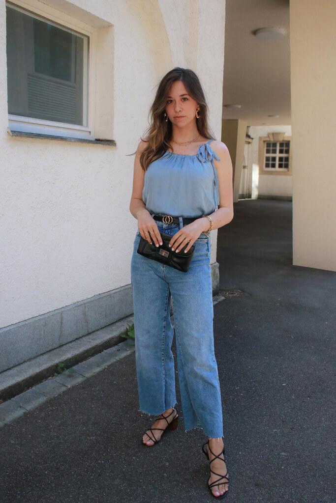Outfit mit Jeans elegant- so stylen wir Sie elegant und festlich : Modeblog aus Deutschland: Fashionblog from Germany 1
