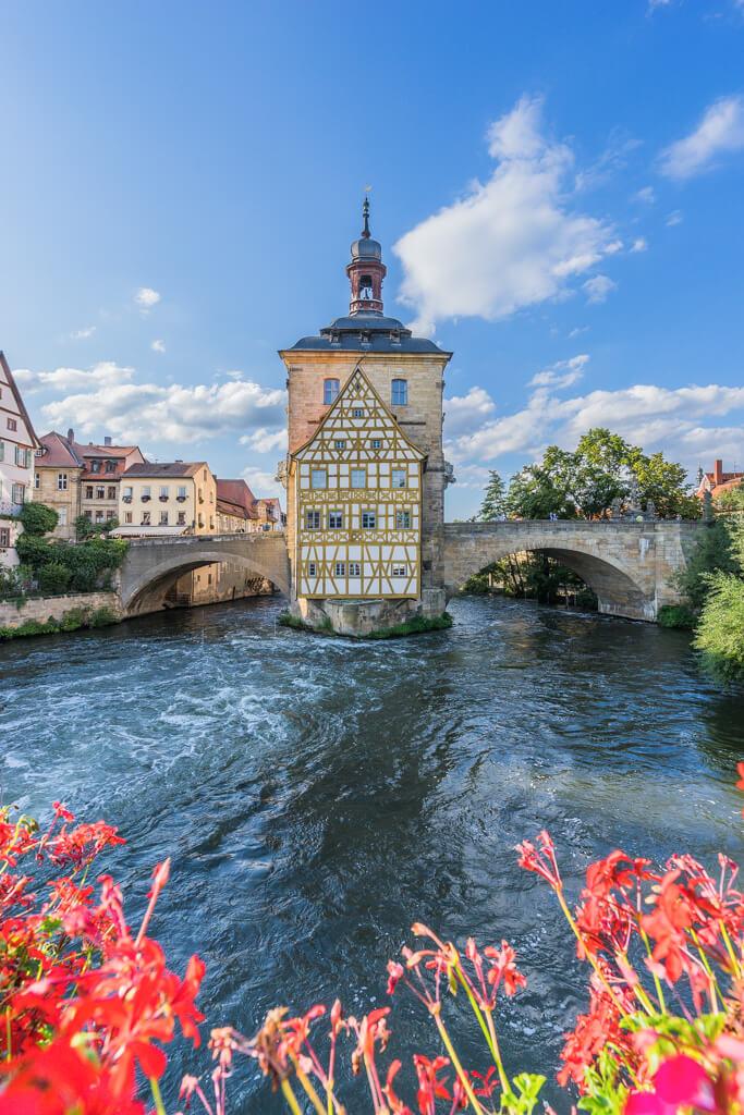 Altes Rathaus Sehenswürdigkeiten Bamberg - 6 Tipps für ein tolles Wochenende mit den schönsten Sehenswürdigkeiten