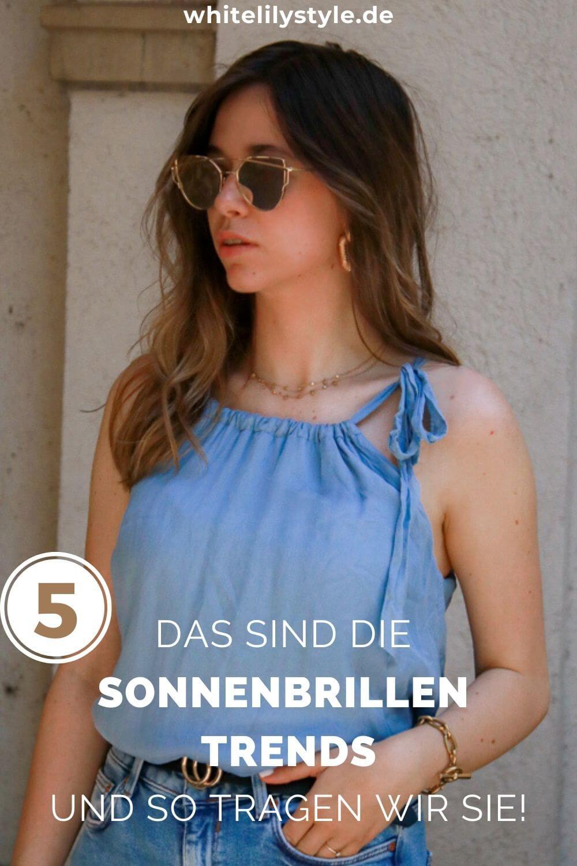 Sonnenbrillen Trends 2021 - Die passende Sonnenbrille für jedes Budget!
