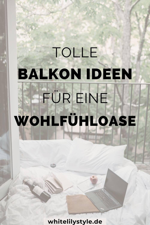 Balkon Ideen - tolle Ideen zur Balkongestaltung mit Wohlfühlfaktor