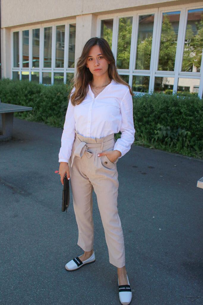 Business Casual Look im Sommer - So kombinieren wir ein weißes Hemd im Sommer