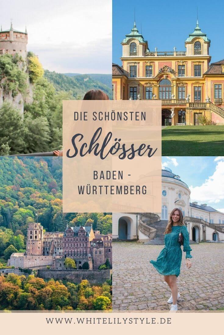 Die schönsten Schlösser Baden Württemberg I whitelilystyle
