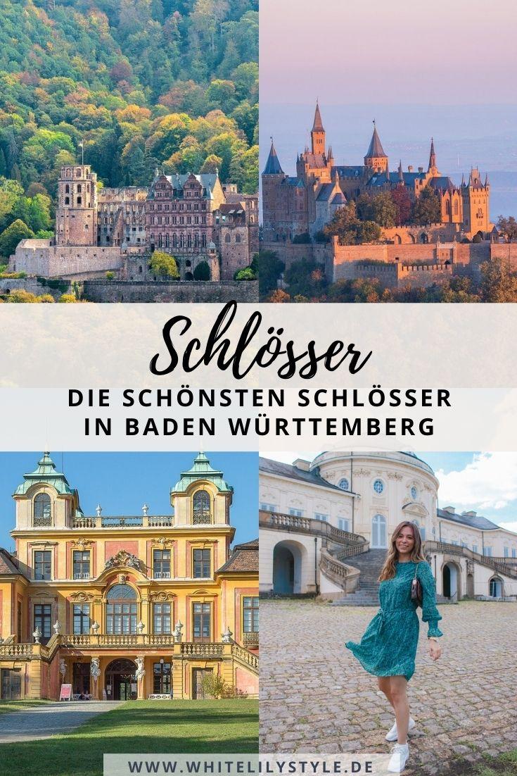 Die schönsten Schlösser Baden Württemberg