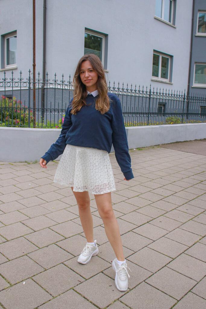 Trend Update: weißer Kragen, Blusen, Accessoires und XXL Kragen I Styleseven