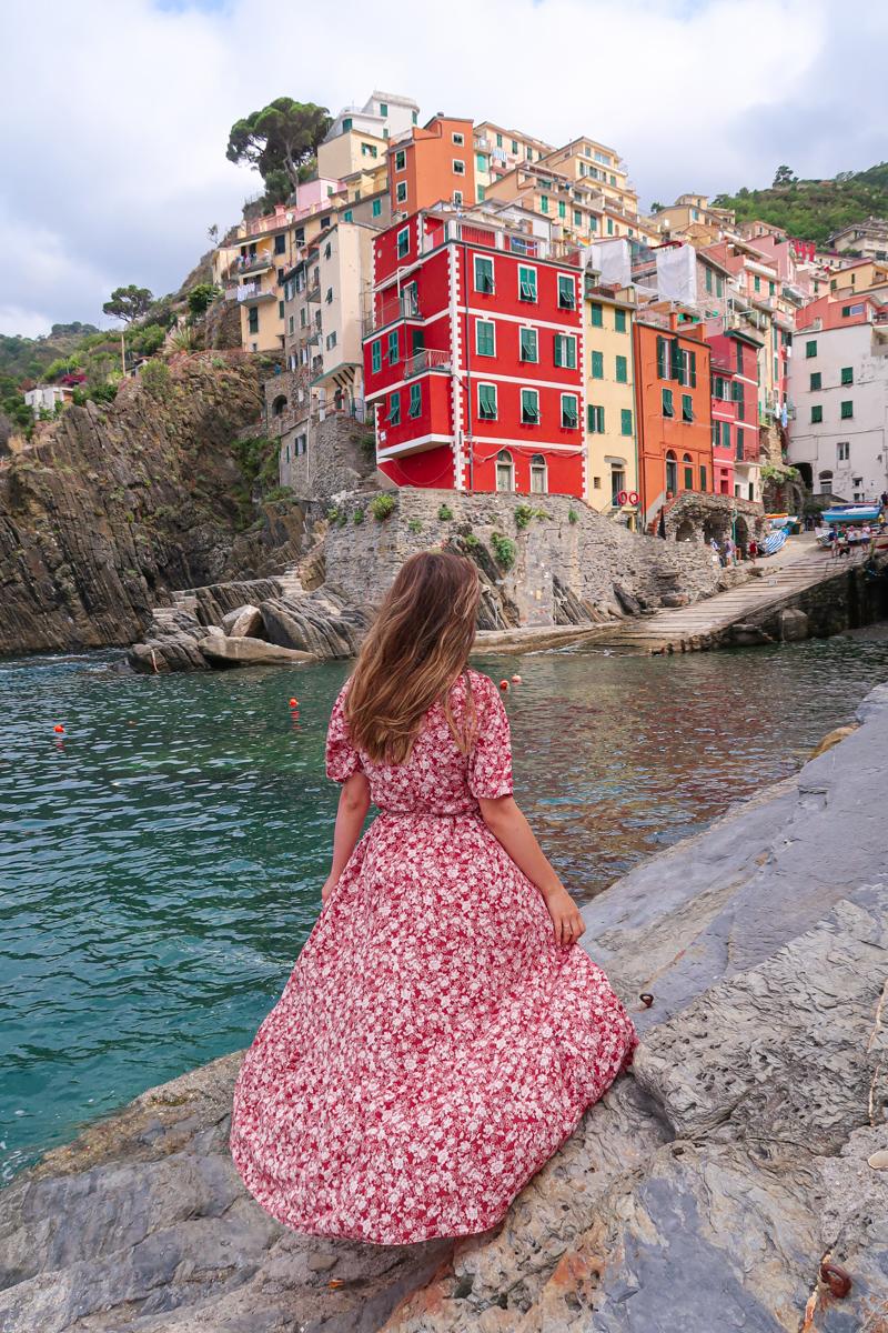 Cinque Terre Tipps - Reisetipps für deinen Italienurlaub in Riomaggiore, Manarola, …