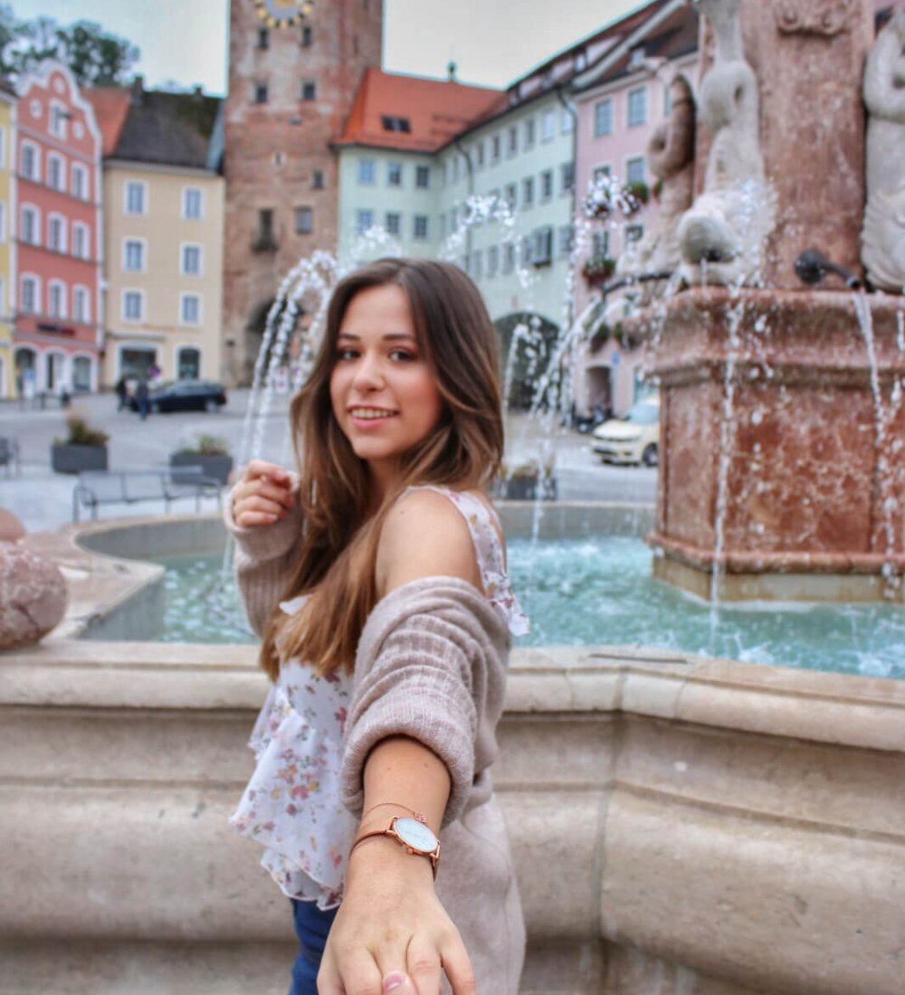 Fotoshooting Blogger Style das perfekte Unioutfit Lookbook